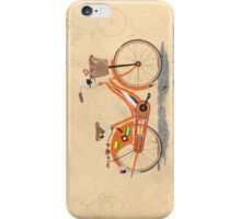 Love Holland, Love Bike iPhone Case/Skin