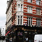 Old London pub by amylauroo
