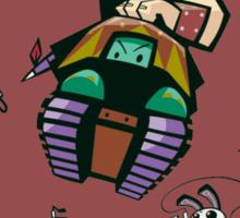Hero 108 Sticker