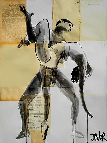 to hell and back by Loui  Jover
