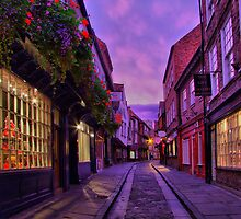 The Shambles York - HDR by Colin J Williams Photography