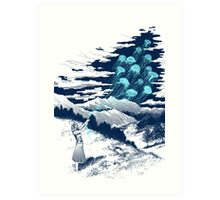 Release the Kindness Art Print