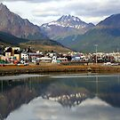 Reflections at Ushuaia by Laurel Talabere