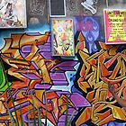 Hosier Lane (4) by Larry Davis