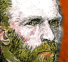 VINCENT VAN GOGH by OTIS PORRITT