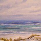 Water's Edge IPad by Rosie Brown