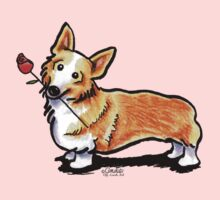 Corgi Sweetheart Kids Clothes