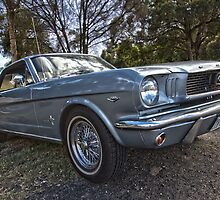 Ford Mustang by AntheaJ