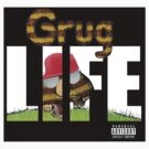 Grug Life - sticker by Diabolical