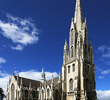 First Presbyterian church Otago - Dunedin NZ by Hans Kawitzki