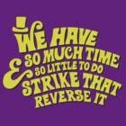 Strike That... Reverse It by Dean Lord