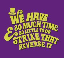 Strike That... Reverse It by Dean Lord