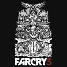 Farcry 3 Tatau [Light] by e4c5