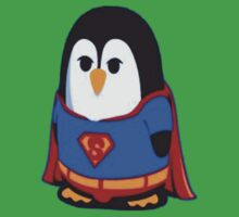 Super Penguin! by FrostyAntler
