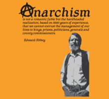 Anarchism is not by djdna