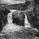 High force waterfall by BenRobsonHull