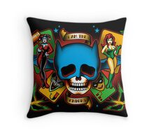 Battoo Throw Pillow