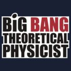 Big Bang Theoretical Physicist (Dark) by DANgerous124