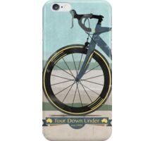 Tour Down Under Bike Race iPhone Case/Skin