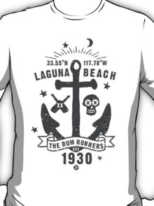 Laguna Rum Runners T-Shirt