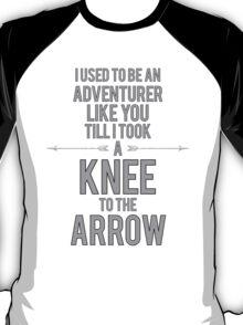 Knee to the Arrow T-Shirt