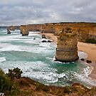 12 Apostles  by Fiona Kersey