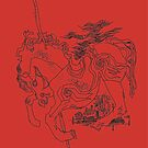 Catcher in the Rye by Alexandrico