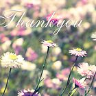 Celebration of Spring: Thank You. by Kell Rowe