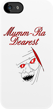 Mumm-ra Dearest by nerdgasm