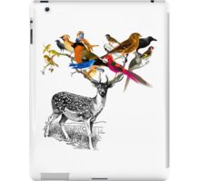 DEER BIRDY iPad Case/Skin