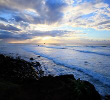 Sunrise Shelly Beach Ballina NSW by OzNatureshots