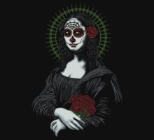 Muerte de mona lisa by Harry Fitriansyah