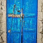 Rustic door by BenRobsonHull