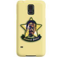 """Natural Po-lice  (""""The Wire"""") Samsung Galaxy Case/Skin"""