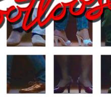 Footloose Sticker