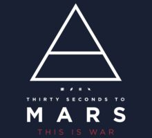 30 Seconds To Mars - This Is War by punglam