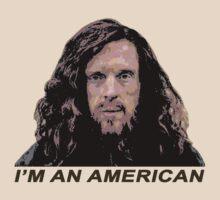 I'm an American by JakeGodin