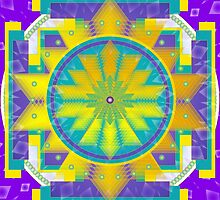 Mandala KAREN by Sarah Niebank