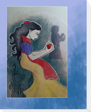 Snow White and the Poison Apple by M McKeithen