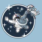 Cosmonaut by ullilange