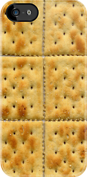 Saltine Crackers by Lindsay Fulda