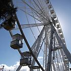 The Big Wheel, Torquay by artyfax