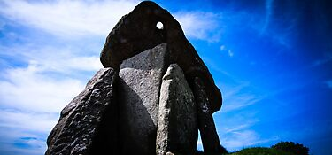 Trethevy Quoit, Bodmin by Joe Stallard