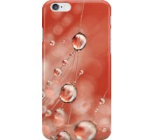 Cactus Rose Drops iPhone Case/Skin