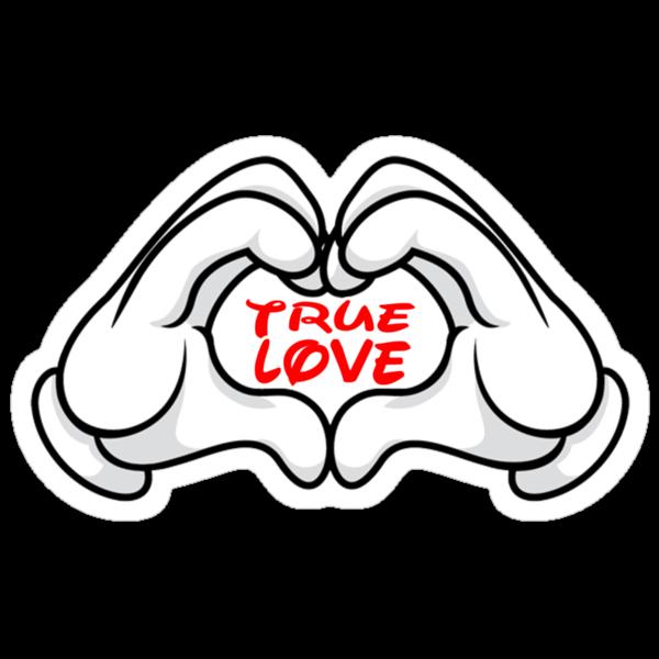 TRUE LOVE by mcdba