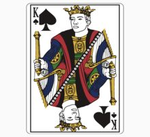 King of Spades by Kenne King
