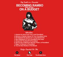 Becoming Rambo On A Budget by fuggleberry