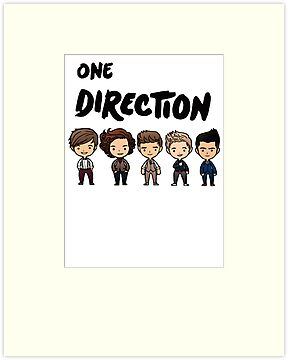 One direction! by silverkid