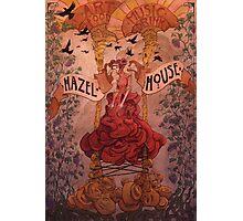 Hazel  House Photographic Print