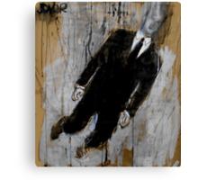 falling man Canvas Print